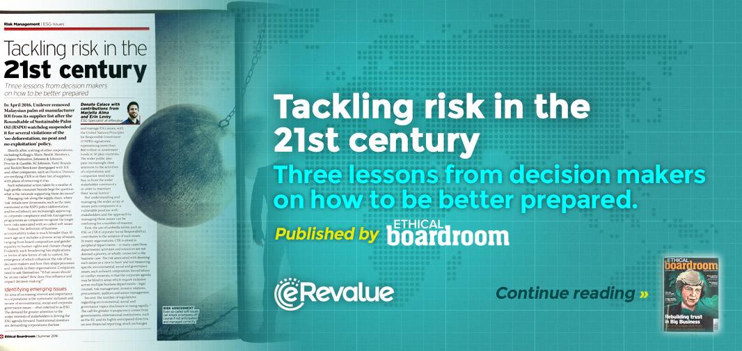 Tackling_risk_21st_century_Ethical_Boardroom_eRevalue_summer_2016